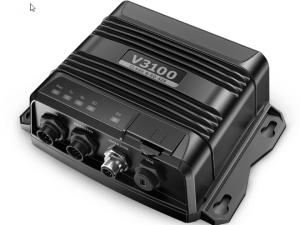 AIS V3100 (transceptor) e GPS