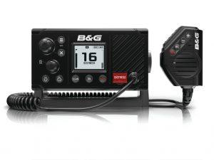 VHF B&G V20S com GPS