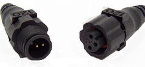 TR-120-KIT - Conjunto de terminadores 1 macho e 1 fêmea NMEA 2000®