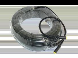 20 m (66 ft) NMEA2000 Cabo para sensor de vento (Micro-C macho - Simnet)