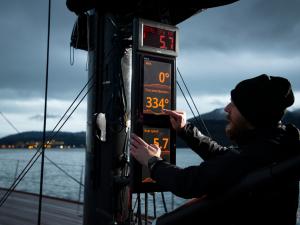 Como equipar um veleiro de regata